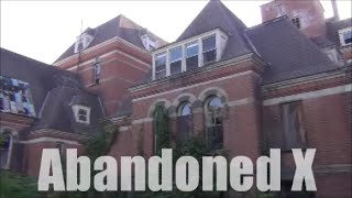 Exploring ABANDONED State Hospital PART 4 - KIRKBRIDE BUILDING ( Poughkeepsie NY )