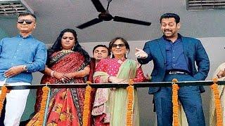 Salman Khans EMOTIONAL SPEECH at Arpita Khans WEDDING RECEPTION in Mandi
