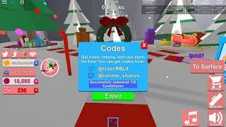 🎄 Christmas! Yılbaşı Kodları All Codes ! 🎄 | Mining Simulator Update Codes | Roblox Türkçe