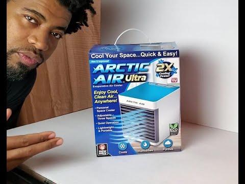 Arctic Air Ultra Air Cooler Quick Review (6 mins)