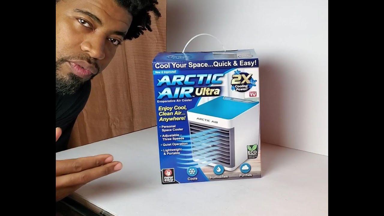 Download Arctic Air Ultra Air Cooler Quick Review (6 mins)