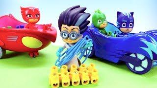 Герои в масках видео для детей. Ромео и силовое поле