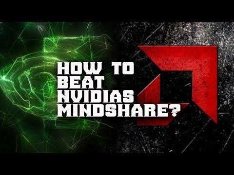How do AMD catch Nvidia!? navi?