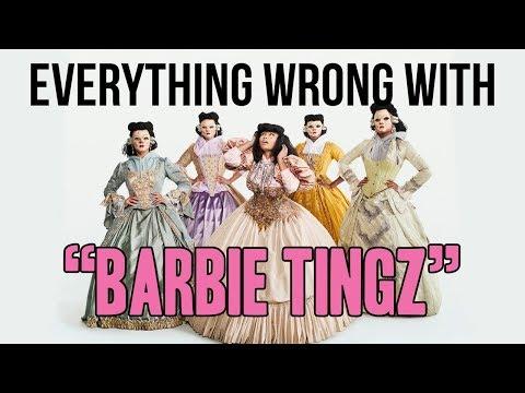 "Everything Wrong With Nicki Minaj - ""Barbie Tingz"""