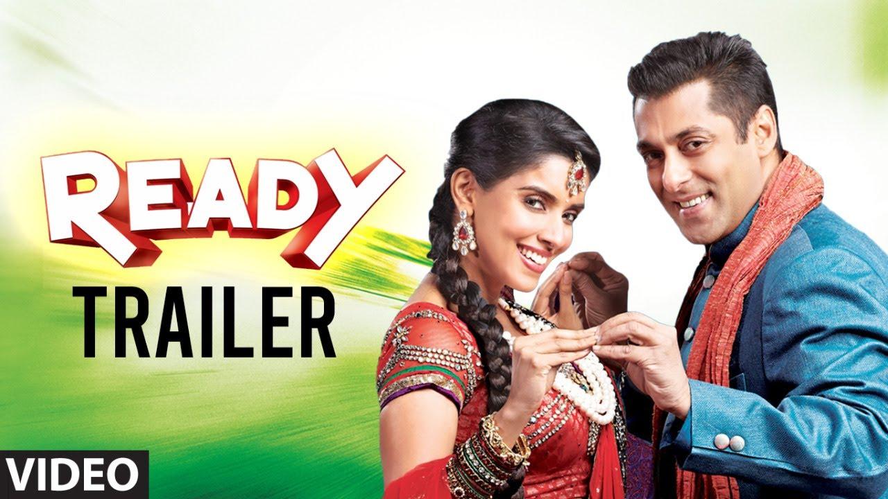 Download 'Ready' Trailer (Official)   'Salman Khan'   Asin   Movie Releasing On 3rd June 2011