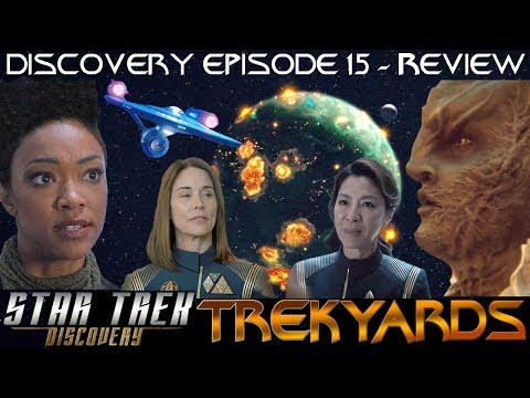 ST: Discovery S01E15 Spoiler Review/Analysis - Trekyards