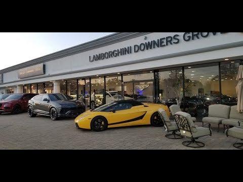 Lamborghini Svj Arrives To Chicago Vlog Youtube