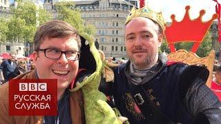 #Londonблог  почему англичане любят ирландского святого больше своего?