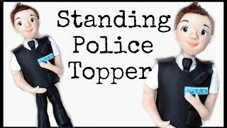 Video Modelling a gumpaste Police Officer download MP3, 3GP, MP4, WEBM, AVI, FLV Juni 2018
