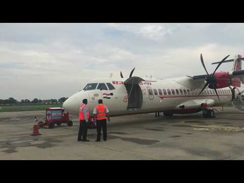 Alliance Air India Flight Reviews - Delhi to Ludhiana Flight Report