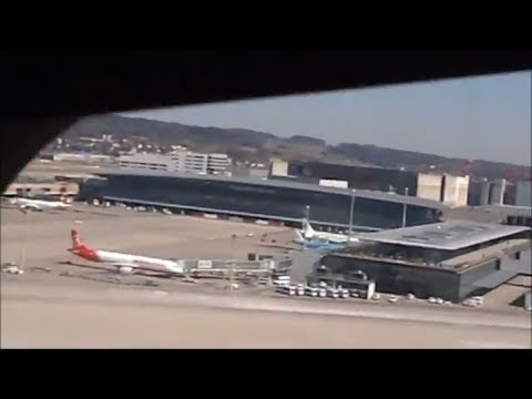 Trip Report / Boeing 737 - 300 (Economy Class) / Ukraine International Airlines UIA / Zurich - Kiev