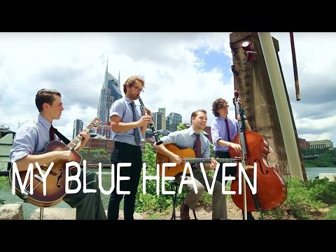 My Blue Heaven | Moonshine Rhythm Club
