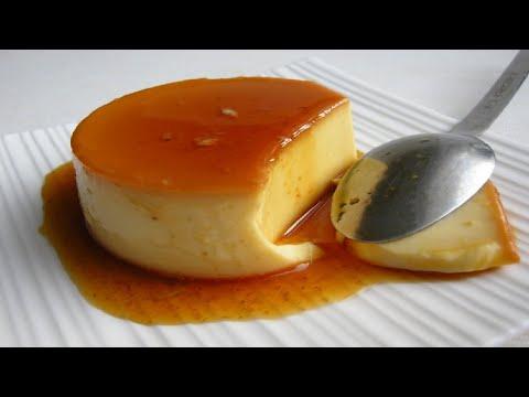 How to Make Egg Pudding | Homemade Pudding Recipe | How To Make Caramel Egg Pudding With cooker