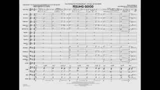 Feeling Good arranged by Roger Holmes