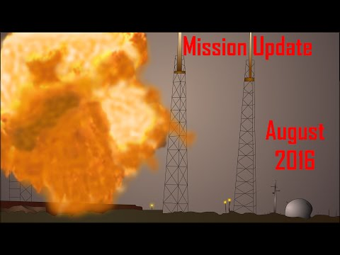 Mars One Mission Update: August 2016