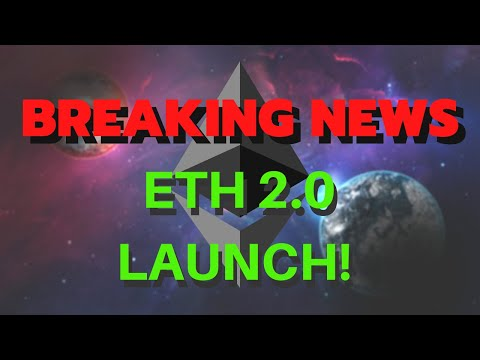 BREAKING: ETH 2.0 LAUNCH!!! 🚀 $9000 ETHEREUM PRICE PREDICTION!!!