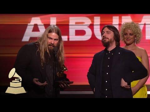 Chris Stapleton | Best Country Album | 58th GRAMMYs