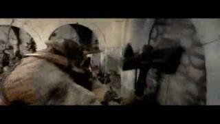 клип по трилогии Властелин колец(слот 2 войны)