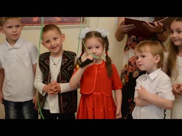 Выпускной в детской Воскресной школе Свято-Троицкого кафедрального собора города Майкопа