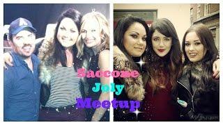 SacconeJoly Dublin Meetup 2014 | Facesbygrace23
