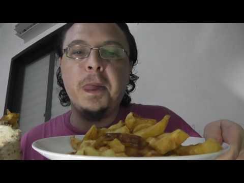 3369 - אבא קריר אוכל לאפה שווארמה!!!!!!!!!!!!!
