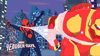 Marvel   Человек паук 2017   сезон 2 серия 17 - Смятение ума