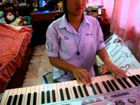 เล่นของสูง-Klear (cover by pooky ) piano