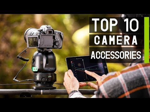 Top 10 Latest Camera Gadgets & Accessories For Photography & Filmmaking #1