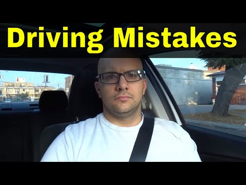 4 Mistakes New Drivers Make-Avoid These At All Costs