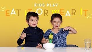 Kids Play Eat It or Wear It | Kids Play | HiHo Kids