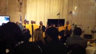 Gospel Choir at Montreal