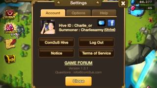 Summoners war h-ow to get 5 star monsters at a low level!,