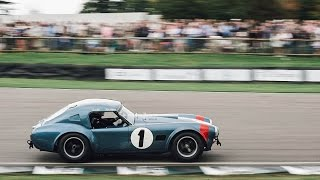 DHG racing at the Goodwood Revival 2015