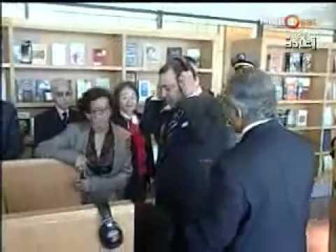 MMBSTANGER-Maroc   la bibliothèque nationale a été inaugurée à Rabat par le Roi Mohamed VI