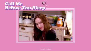 【Municon/ 제시카 X 기리보이】「잠들기 전 전화해」/ Jessica X Giriboy 「Call Me Before You Sleep (Korean Ver.)」