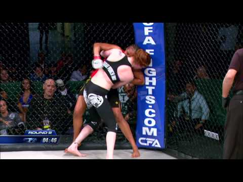 BESTA MMA FIGHTS / PEGGY MORGAN VS REVELINA BERTO & FALLON FOX VS ERICKA NEWSOME