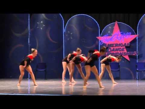 We Found Love-Canadian Dance Company-Jazz small group 2012