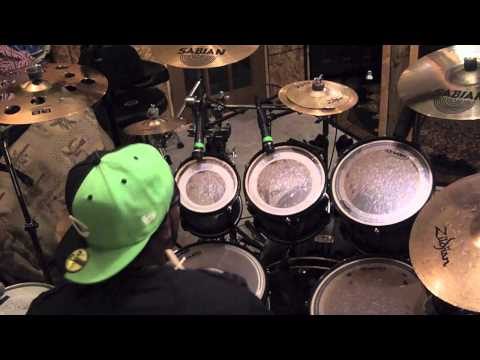 J. Cole Rise & Shine {Ray Vick} Drum Cover [MUST SEE!]