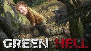 Welcome to HELL | Der Anfang vom Ende | Green Hell Story Mode #01