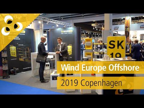 Sabik Offshore | Wind Europe Offshore 2019 Copenhagen