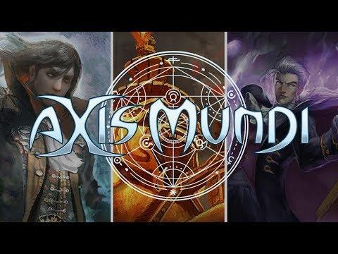 """DIRECTO #2 COMENTANDO """"AXIS MUNDI"""" - Ft. Abraham 🃏"""
