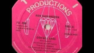 Ron Richardson -- Ooh Wee Babe