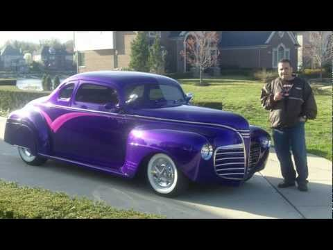 Full download 1941 chevrolet street rod coupe classic for Vanguard motors plymouth michigan