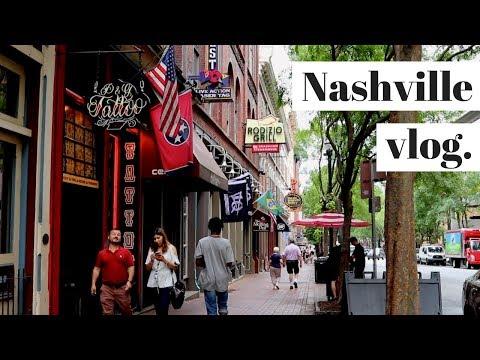 Nashville, TN  VLOG