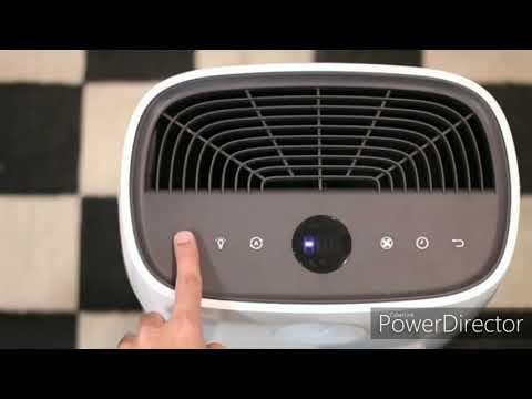 Philips AC2887/20 High Efficiency Air purifier unboxing and review