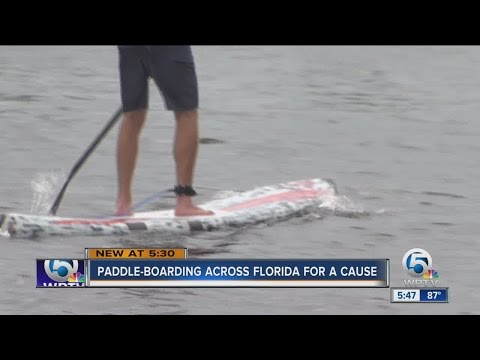 Paddle boarding riviera beach fl