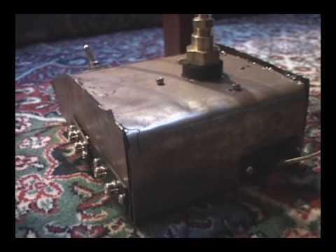 Homemade Talkbox; Construction & Using