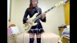 CENSORED【自主規制】K-ON【けいおん!】Cagayake!GIRLS FULL 8弦ベース