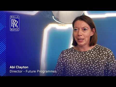 Rolls-Royce | Abi Clayton, Director Future Programmes at Rolls-Royce Submarines