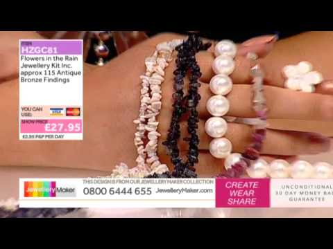 How to make genuine gemstone jewellery - JM DI 11/07/14